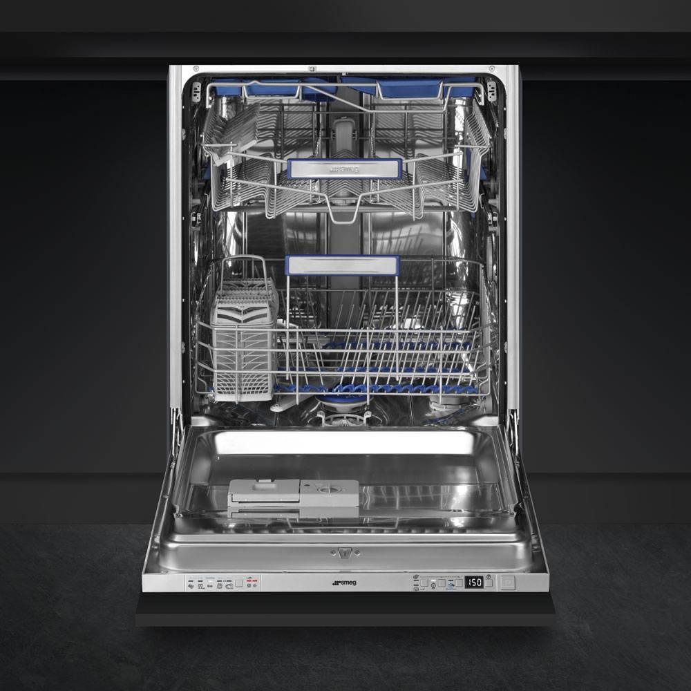 Чем отличаются встраиваемые посудомоечные машины от обычных